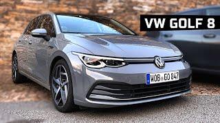 New VW GOLF 8, the best GOLF?
