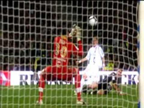 Les plus beaux buts de Benzema à Lyon