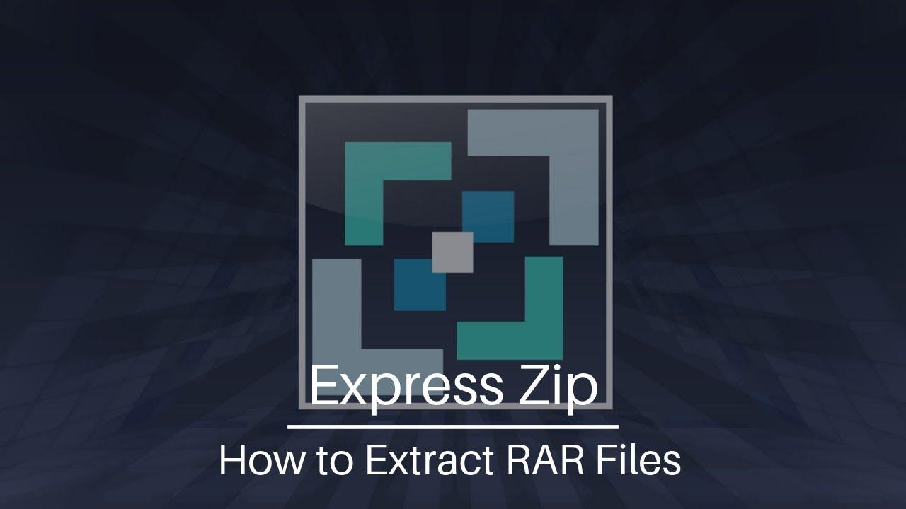 best program for unzipping rar files