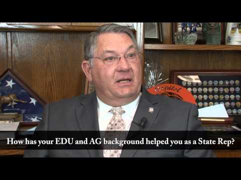 Meet Your Legislator: Oklahoma State Rep. Curtis McDaniel