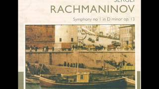 Sergei Rachmaninov   Symphony no 1 d   moll op 13