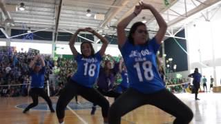Dreyfoos Freshman Pep Rally Dance 2015