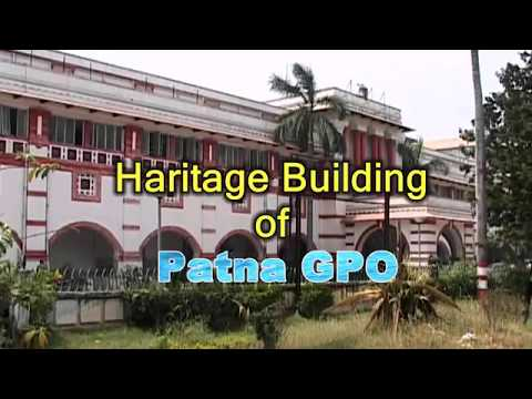 100 Years of Patna GPO | A Haritage Building