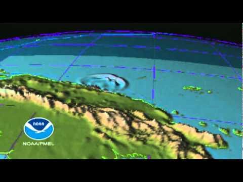 Japanese Coastline Exacerbates Tsunamis