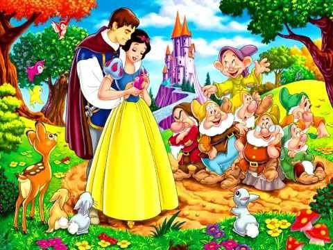 СЛУШАТЬ Детские сказки - Белоснежка и семь гномов