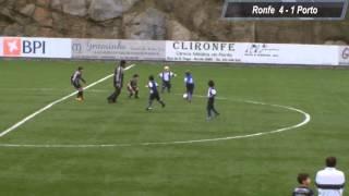 Liga Mini Do Futuro:  Ronfe Vs FC Porto