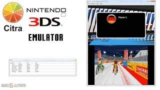Citra 3DS Emulator - Winter Sports 2012: Feel the Spirit ingame with renderer-refactor!