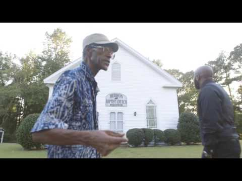 Discussing Freedom Fighter Nat Turner On Location South Hampton County