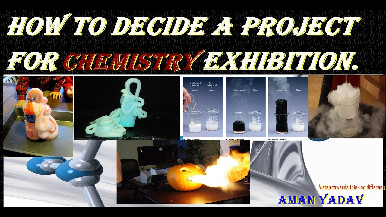 amazing 15 best projects for science exhibition chemistry from amazing 15 best projects for science exhibition chemistry from them you can win prize