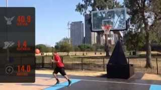 Damien Bell Dunk Showcase from Chicago