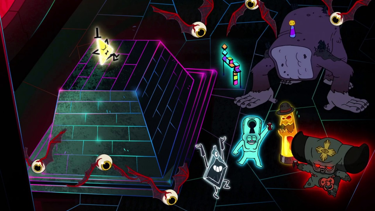 Wallpaper Bill Gravity Falls Gravity Falls Weirdmageddon Part 1 Soundtrack Fearamid
