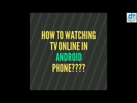 How To Online Tv In Android Phone | Redbox Tv