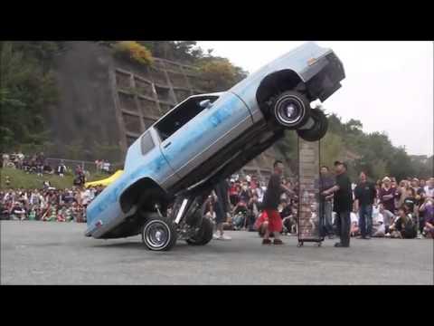 Car hip hop dance