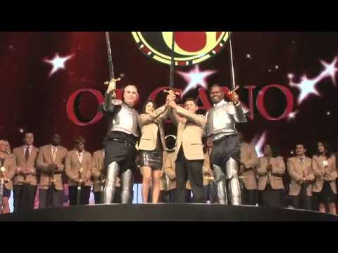 2. Organo Gold Las Vegas International Convention At The MGM Grand January 2012