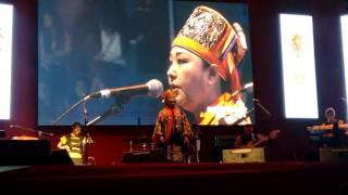 Matsuri 2016-11-12 Estadio AELU Lima - Perú *Rinken Band (りんけん...
