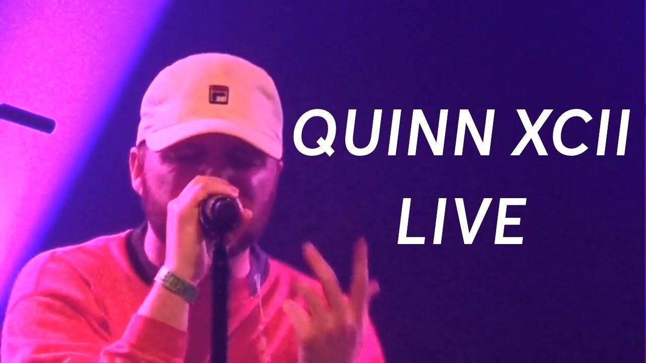 [FULL SHOW] Quinn XCII LIVE in Amsterdam 2018