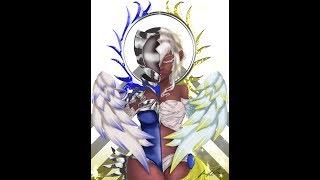 Archangel speed painting