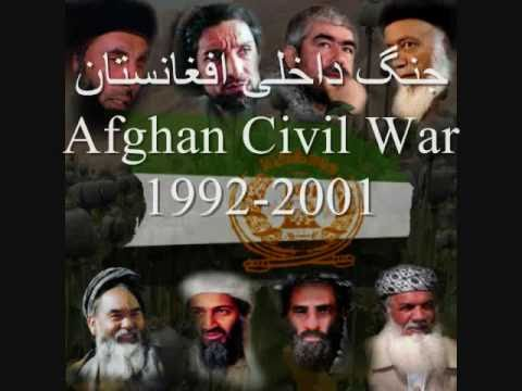 Afghan Civil War CIV IV Scenario and Mod
