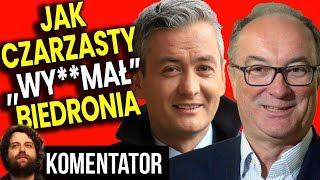 Jak Czarzasty Wy****ał Biedronia Dając na Kandydata Wybory Prezydenckie 2020 - Analiza Komentator PL