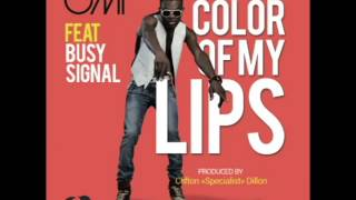Play Color Of My Lips feat. Busy Signal