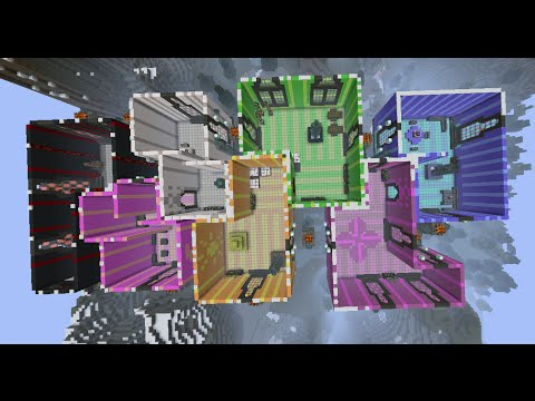 Minecraft Quot Masque Of The Red Death Quot By Edgar Allan Poe