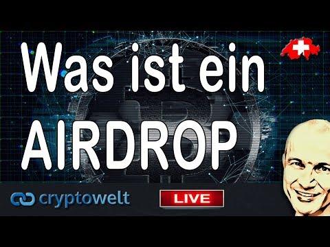Was ist ein Airdrop?