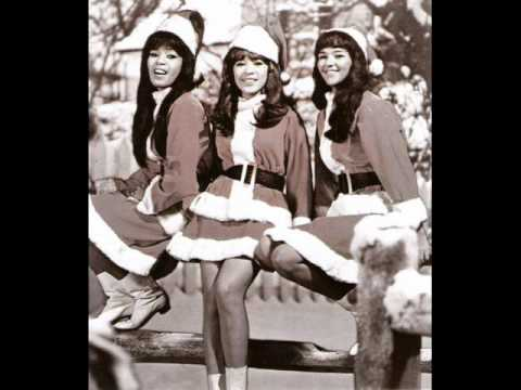 THE RONETTES (HIGH QUALITY) - FROSTY THE SNOWMAN