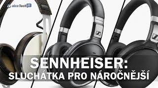 Vybíráme bezdrátová sluchátka: Sennheiser, sluchátka pro náročnější! (SROVNÁVACÍ RECENZE #768)