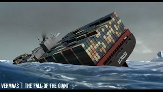 Vermaas | The Fall Of The Giant | Ship Simulator Extremes