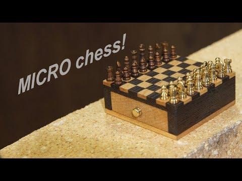 Micro chess / DIY