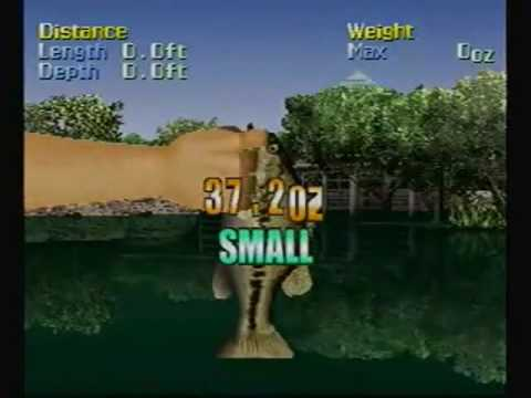 Ps1 Fishing Games