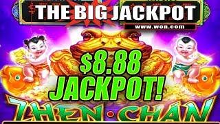 🥢ZHEN CHAN 💵$8.88 JACKPOT WINNER! 💣