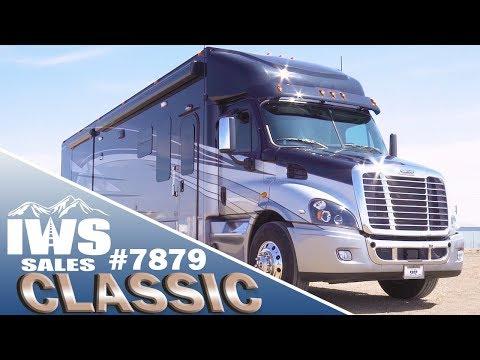 IWS Motor Coaches | Coach Models | Renegade Classic