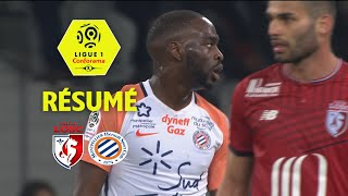 LOSC - Montpellier Hérault SC (1-1)  - Résumé - (LOSC - MHSC) / 2017-18