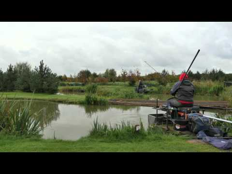 Fishing With Andy Bennett At Partridge Lakes Fishery
