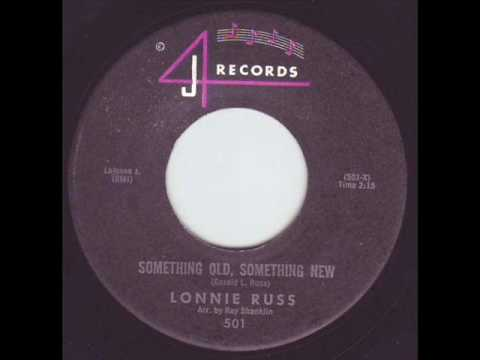 Lonnie Russ - Something Old, Something New  1962