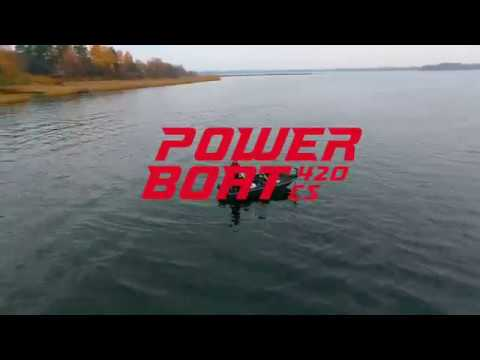 POWERBOAT 420 - POWER OF LIFE