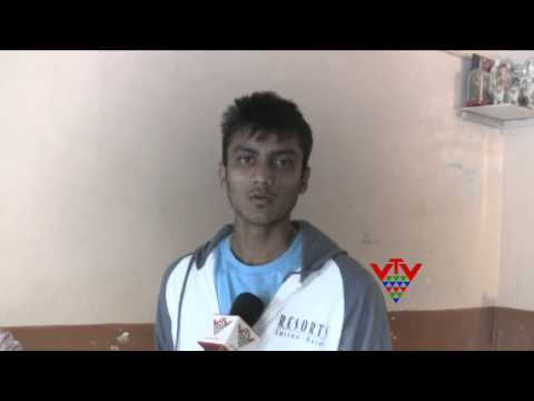 AKSHAR PATEL SELECTED FOR IPL MATCH, KHEDA - VTV