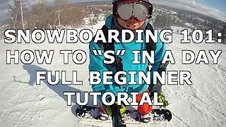 Snowboarding 101: How To