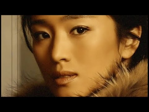 Gong Li 巩俐 Confluence Of Butterfly Wu