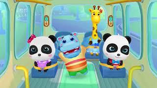 ようちえんバス❤幼稚園バスでお迎え❤入園式にいこう!| 人気動画まとめ 連続再生 | 赤ちゃんが喜ぶアニメ | 動画 | BabyBus screenshot 3