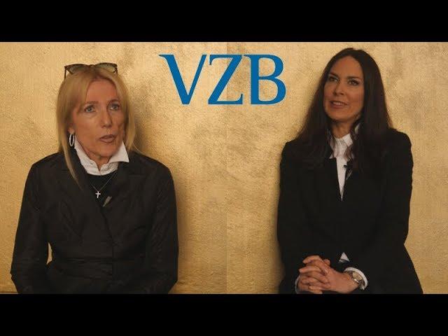Waltraut von Mengden und Anina Veigel verschaffen Verlagen Gehör bei der Politik