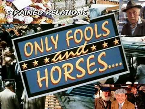 Strained relations Only fools and horses Audio commentary