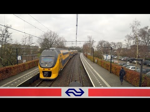 CABVIEW HOLLAND Utrecht - Leiden ICM 2017