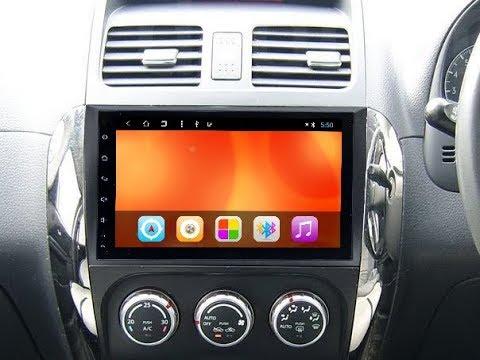 Штатная магнитола Suzuki SX4 (2007-2013) 8 Core Android CF-3028-T8