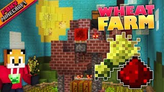 Minecraft | AFK WHEAT FARM | Bedrock Survival Realm [78]