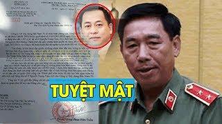 Hồ sơ tuyệt mật về phó tổng cục tình báo trung tướng Phan Hữu Tuấn mà Nguyễn Phú Trọng tìm kiếm