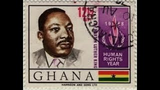 Martin Luther King Jr: The African Internationalist