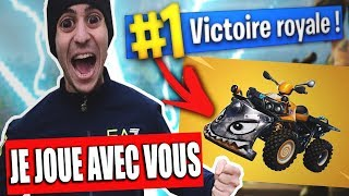 ON TEST LE NOUVEAU QUADCRACHER SUR FORTNITE BATTLE ROYALE