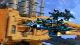 Strike Vector EX Full Walkthrough - All Cutscenes - Movie